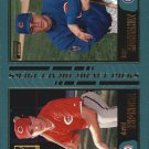 2001 Topps 737 L.Montanez RC/D.Espinosa