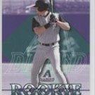 2002 Leaf 174 Doug Devore ROO RC