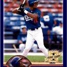 2003 Topps 293 Franklin Gutierrez FY RC