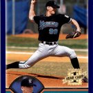 2003 Topps 314 Mike McNutt FY RC