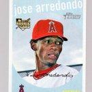 2008 Topps Heritage 638 Jose Arredondo RC