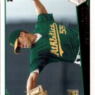 2009 Topps 63 Josh Outman RC