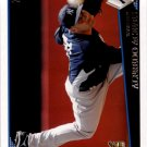 2009 Topps 644 Alfredo Aceves RC