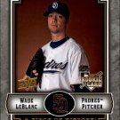 2009 UD A Piece of History 122 Wade LeBlanc RC