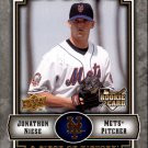 2009 UD A Piece of History 129 Jonathon Niese RC