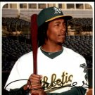 2012 Topps Archives 54 Jemile Weeks RC
