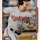 2014 Topps 337 Zach Walters RC