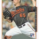 2014 Topps 516 Mike Belfiore RC