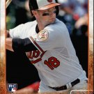 2015 Topps 549 Christian Walker RC