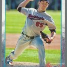 2015 Topps 55 Trevor May RC