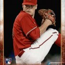 2015 Topps 692 Andrew Chafin RC