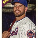 2015 Topps Heritage 592 Kevin Plawecki RC