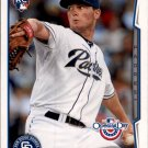 2014 Topps Opening Day 217 Robbie Erlin RC