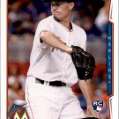 2014 Topps Update US245A Andrew Heaney RC