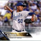 2016 Topps 606 Miguel Almonte RC