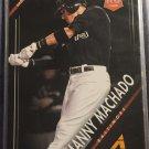 2013 Pinnacle 163 Manny Machado RC