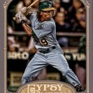2012 Topps Gypsy Queen 204 Jemile Weeks RC