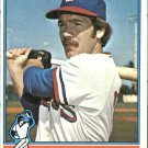 1976 Topps 327 Dave Moates RC