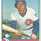 1976 Topps 323 Rob Sperring RC