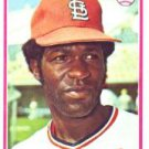 1978 Topps 352 Tony Scott RC