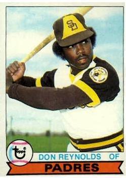 1979 Topps 292 Don Reynolds RC
