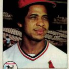 1979 Topps 609 Silvio Martinez RC
