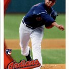 2010 Topps 164 Carlos Carrasco (RC)
