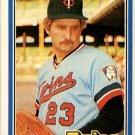 1981 Donruss 546 Doug Corbett RC