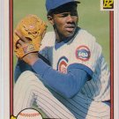1982 Donruss 252 Lee Smith RC