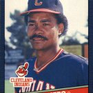 1986 Donruss 495 Ramon Romero RC