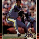 1985 Donruss 557 Mark Langston RC