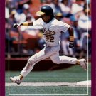 1988 Score 64 Luis Polonia RC