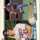 1990 Fleer 649 Mike Huff/Steve Frey RC