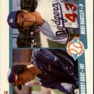 1990 Fleer 651 Bobby Rose/Mike Hartley RC