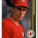 1989 Upper Deck 754 Todd Zeile RC