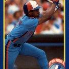 1990 Score 591 Marquis Grissom RC