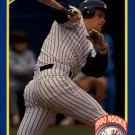 1990 Score 606 Kevin Maas RC