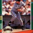 1991 Donruss 526 Mark Leonard RC