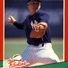 1991 Donruss Rookies 34 Wade Taylor RC