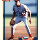 1991 Topps Traded 80T Dan Melendez USA RC