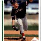 1991 Upper Deck Final Edition 66F Kevin Morton RC