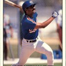 1992 Donruss 530 Jose Hernandez RC