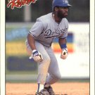 1992 Donruss Rookies 128 Eric Young RC