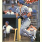 1992 Donruss Rookies 5 Billy Ashley RC