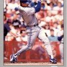 1992 Leaf 445 Jeff Kent RC