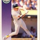 1992 Score 846 Scott Brosius RC