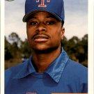 1993 Bowman 25 Daryl Henderson RC