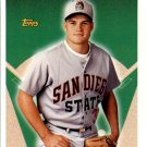 1993 Topps 518 Benji Grigsby RC UER