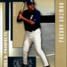 2004 Playoff Prestige 160 Freddy Guzman PROS RC
