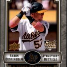 2009 UD A Piece of History 137 Aaron Cunningham RC